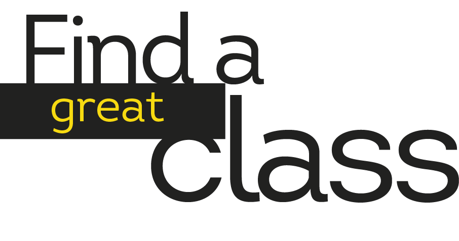 Find a great Class