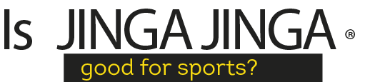Is Jinga Jinga good for sports?